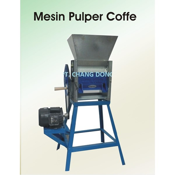Mesin Pulper Coffe