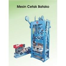 Mesin Cetak Batako