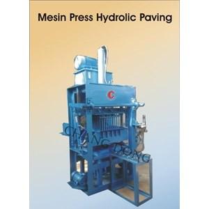 Mesin Hydrolic Paving Block