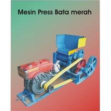 Red Brick Press Machine