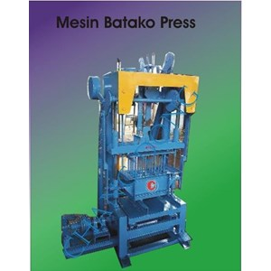 Dari Mesin Batako Press 0