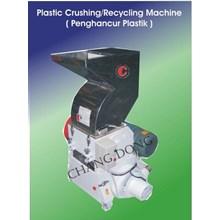 Plastic Crushing & Recycling Machine