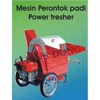 Mesin Power Tresher 1