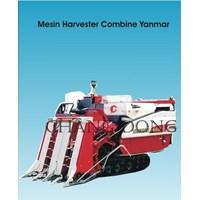 Mesin Harvester Combine Yanmar 1