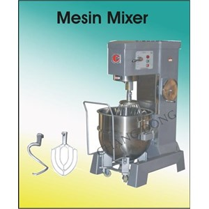 Dari Mesin Mixer Makanan 0