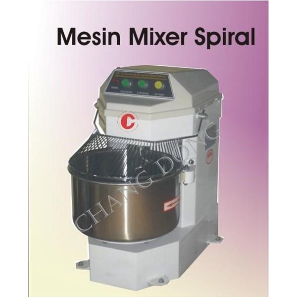 Mesin Mixer Spiral