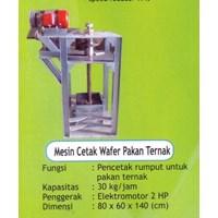 Mesin Cetak Wafer Ternak 1