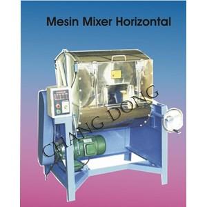 Mesin Mixer Horizantal