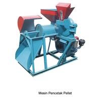 Mesin Pencetak Pelet Horizontal
