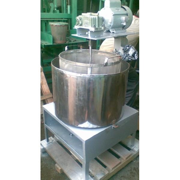 Mesin Penggorengan Abon