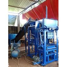 Mesin Hydrolic Semi Automatic Batako Dan Paving