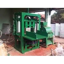 Mesin Hydrolic Bata Press Tanpa Pembakaran