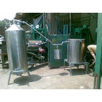 Pyrolysis Of Charcoal Machine