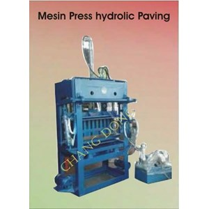 Mesin Paving Block Hydrolic