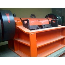 Mesin Jaw Crusher 100 X 600