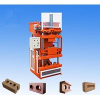 Mesin Interlocking Brick Automatic 1