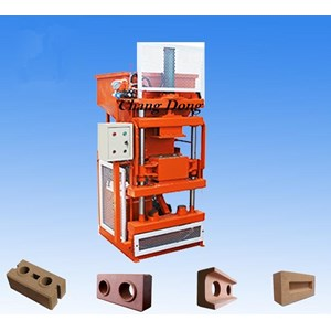 Mesin Interlocking Brick Automatic