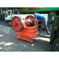 Distributor Mesin Jaw Crusher 250 X 400 3