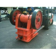 Mesin Jaw Crusher 250 X 400