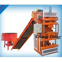Mesin Press Hydrolic Automatic Interlocking Brick