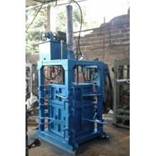 Mesin Hydrolic Press Kardus Kertas Sabut Kelapa