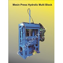 Mesin Press Multi Block