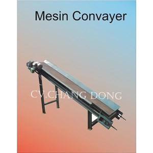 Mesin Pertambangan Convayer