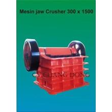 Mesin Pertambangan Stone Crusher 300 X 1500