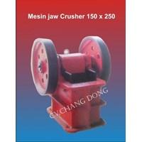 Jual Mesin Pertambangan Jaw Crusher 150 X 250