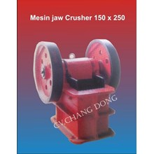 Mesin Pertambangan Jaw Crusher 150 X 250