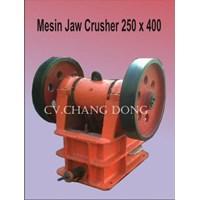 Jual Mesin Pertambangan Jaw Crusher 250 X 400