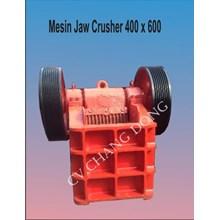 Mesin Pertambangan Jaw Cruhser 400 X 600 Body Plat