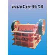 Mesin Pertambangan Jaw Cruhser 300 X 1300