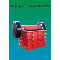 Jual Mesin Pertambangan Jaw Cruhser 250 X 1200