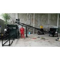 Jual Mesin Cetak Bata Hydrolic Press Paving Dan Batako  2
