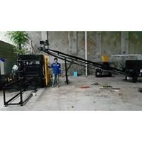 Mesin Cetak Bata Hydrolic Press Paving Dan Batako  1