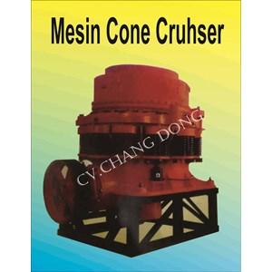 Mesin Batu Cone Cruhser Wan750