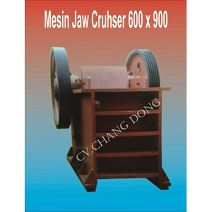 Mesin Batu Jaw Cruhser Pe600x900