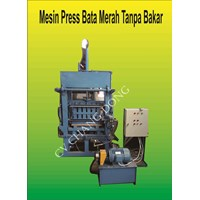 Red Brick Molding Machine Without Fuel