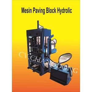 Mesin Cetak Paving Block Hydrolic