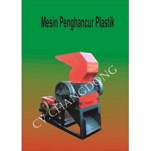 Plastic Recycling Machinery (Diesel)
