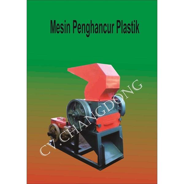 Mesin Daur Ulang Plastik ( Diesel )