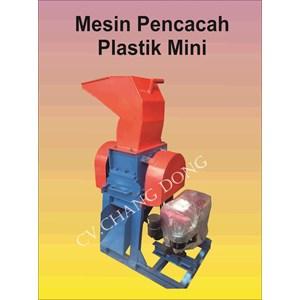 Mesin Daur Ulang Plastik Mini ( Diesel )