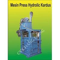 Mesin Press Kardus 1