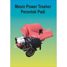 Mesin Pengolah Padi ( Power Tresher )