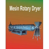 Jual Mesin Perkebunan Rotary Dryer