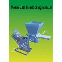Mesin Press Bata Interlocking Manual 1