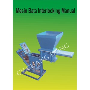 Mesin Press Bata Interlocking Manual
