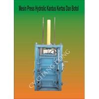 Jual Mesin Press Hydrolic Kertas Kardus Dan Botol