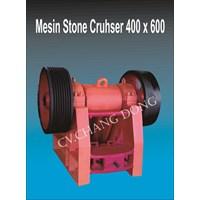 Jual Mesin Batu Stone Cruhser 400 X 600
